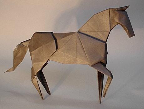 簡単 折り紙 折り紙 馬 折り方 : matome.naver.jp
