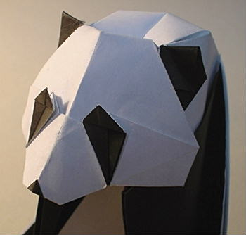 クリスマス 折り紙 パンダ 折り紙 : origami.gr.jp