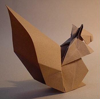 簡単 折り紙 りす 折り紙 : origami.gr.jp