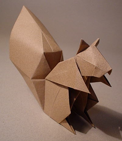 The Origami Forum View Topic Komatsus Squirrel